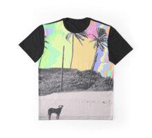 Beach Peace Graphic T-Shirt