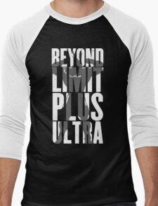 All Might - Plus Ultra ! Men's Baseball ¾ T-Shirt
