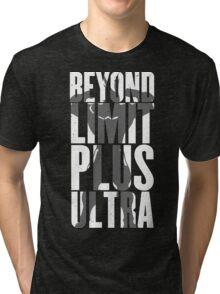 All Might - Plus Ultra ! Tri-blend T-Shirt
