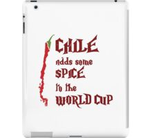 Chile Adds Spice iPad Case/Skin
