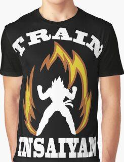 Train Insaiyan Graphic T-Shirt