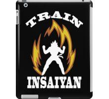 Train Insaiyan iPad Case/Skin