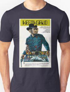 Westworld Movie Poster Unisex T-Shirt