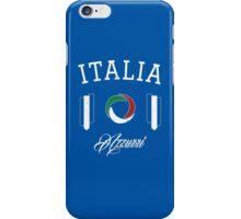 Italia Azzurri iPhone Case/Skin