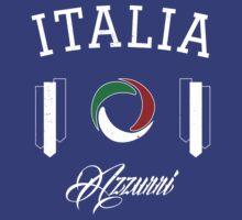 Italia Azzurri by sportskeeda