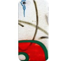 Abtag weighted red iPhone Case/Skin