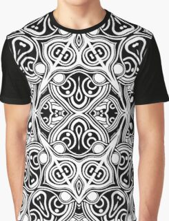 Indian Pattern Graphic T-Shirt