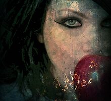 BEWARE THE POISON APPLE by Tammera