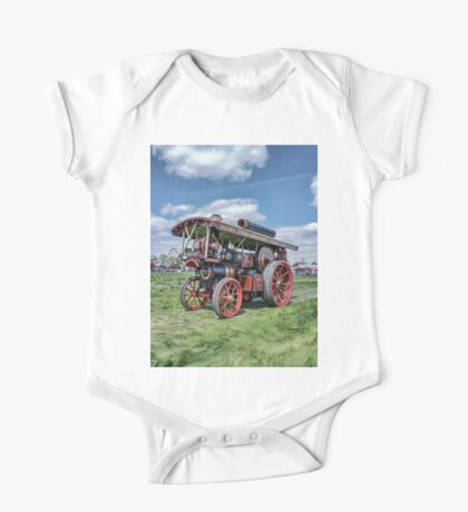 """Showmans Steam Engine """"Lord Nelson"""" One Piece - Short Sleeve"""