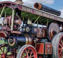 """Showmans Steam Engine """"Lord Nelson"""" Sticker"""