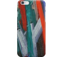 Brushstrokes iPhone Case/Skin