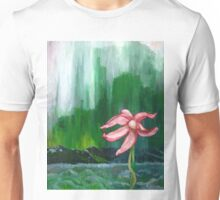 Bedraggled Pink Unisex T-Shirt