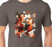 Honeycomb geometric Pattern Unisex T-Shirt