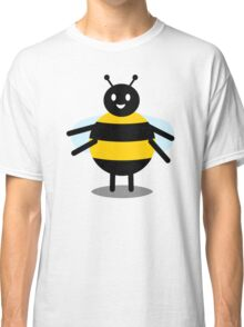 funny friendly bumble bee Classic T-Shirt