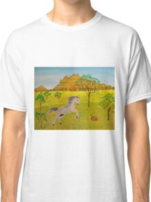 The Horse and Rattlesnake Classic T-Shirt