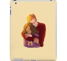 Weasley sweaters iPad Case/Skin