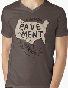 Pavement North America Indi grunge band mens ladies Mens V-Neck T-Shirt