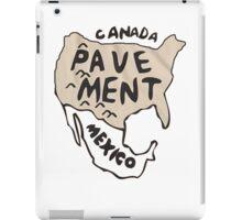 Pavement North America Indi grunge band mens ladies iPad Case/Skin