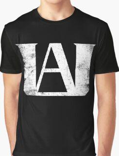 U.A. High School Graphic T-Shirt