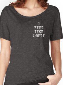 I FEEL LIKE ODELL Women's Relaxed Fit T-Shirt