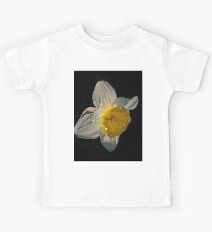 Sunlight Daffodil Kids Tee