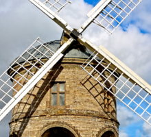 Chesterton Windmill Warwickshire Sticker