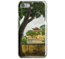 Đoan Môn Gate iPhone Case/Skin