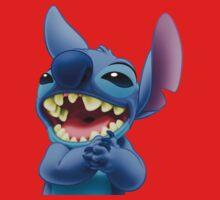 Happy cute Stitch Kids Clothes