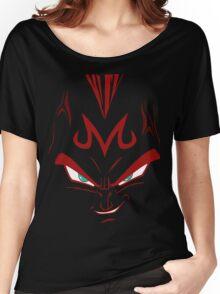 vegeta majin face Women's Relaxed Fit T-Shirt
