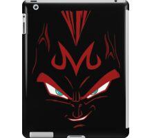 vegeta majin face iPad Case/Skin