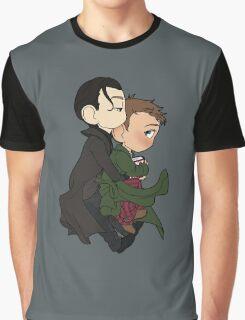 Don't panic Graphic T-Shirt