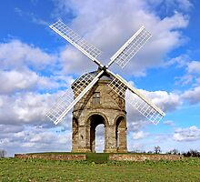 Chesterton Windmill Warwickshire by Avril Harris