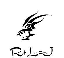 R+L=J Jon Snow  Photographic Print