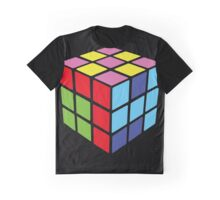 1974 Rubiks Cube Graphic T-Shirt