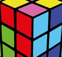 1974 Rubiks Cube Sticker