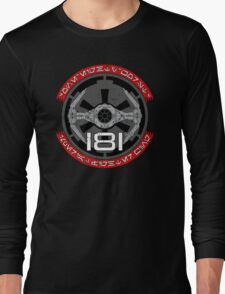 181st Imperial Fighter Wing Long Sleeve T-Shirt