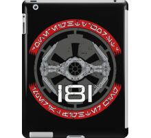 181st Imperial Fighter Wing iPad Case/Skin