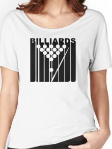 Retro Billiards Women's Relaxed Fit T-Shirt