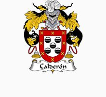 Calderon Coat of Arms/ Calderon Family Crest Unisex T-Shirt