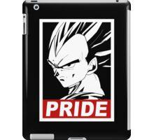 vegeta pride iPad Case/Skin