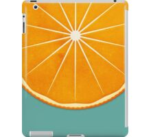 Orange (lucite green) - Natural History Fruits iPad Case/Skin