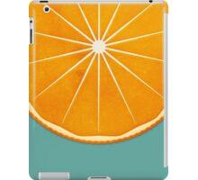 Orange (lucite green) - Natural History Fruits iPad Case/Skin