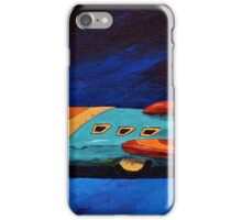 Space Racer iPhone Case/Skin