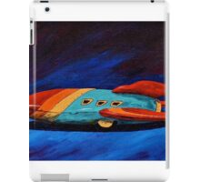 Space Racer iPad Case/Skin