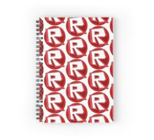 Roblox Pattern Note Book Spiral Notebook
