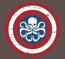 Captain Hydra Baby Tee