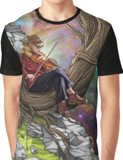 Universal Song Graphic T-Shirt