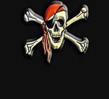 Buccaneers, Jolly Roger, Pirate Party, Pirate, Cap, Skull & Crossbones,  Unisex T-Shirt