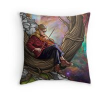 Universal Song Throw Pillow