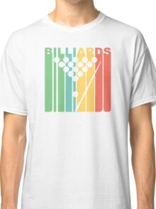 Retro Billiards Classic T-Shirt